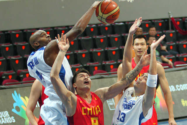 China Suffers Early Exit As Chinese Taipei Erases 17-Point Deficit