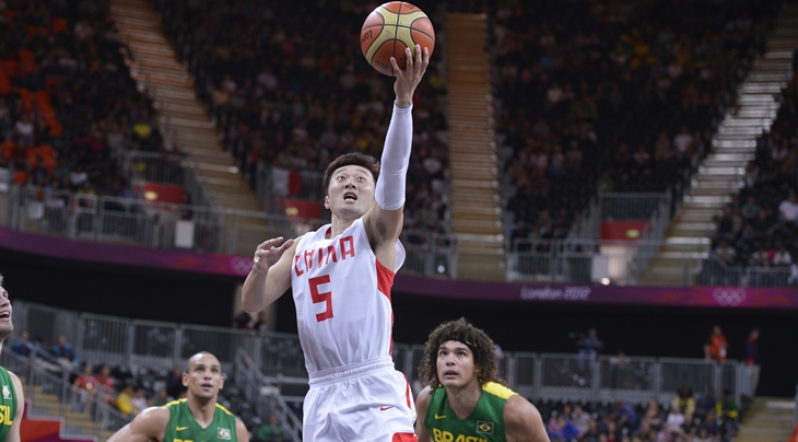 China Roster Confirmed For FIBA Asia Championship