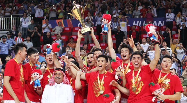 China Wins Fiba Asia Championship 78-67 Over the Philippines